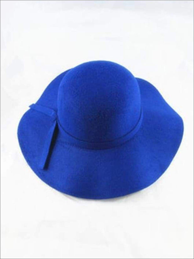 Girls Floppy Hat (6 color options) - Blue / One - Hats & Caps