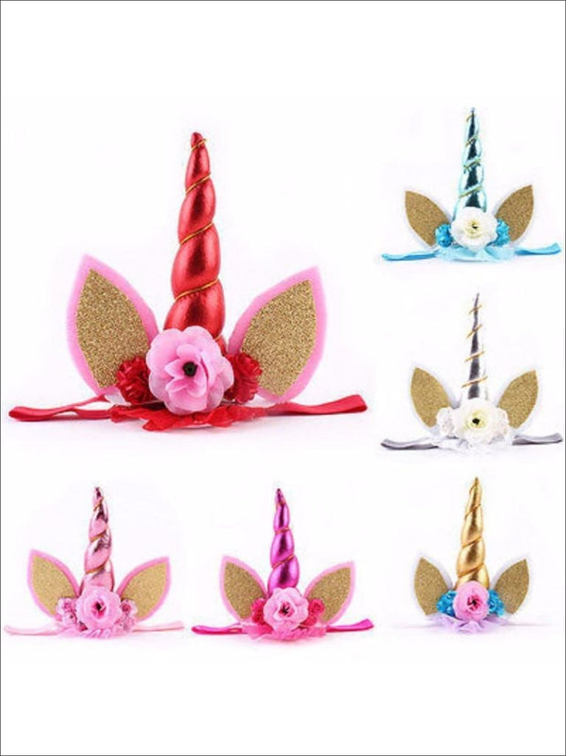 Girls Magical Unicorn Headband - Girls Unicorn Headband