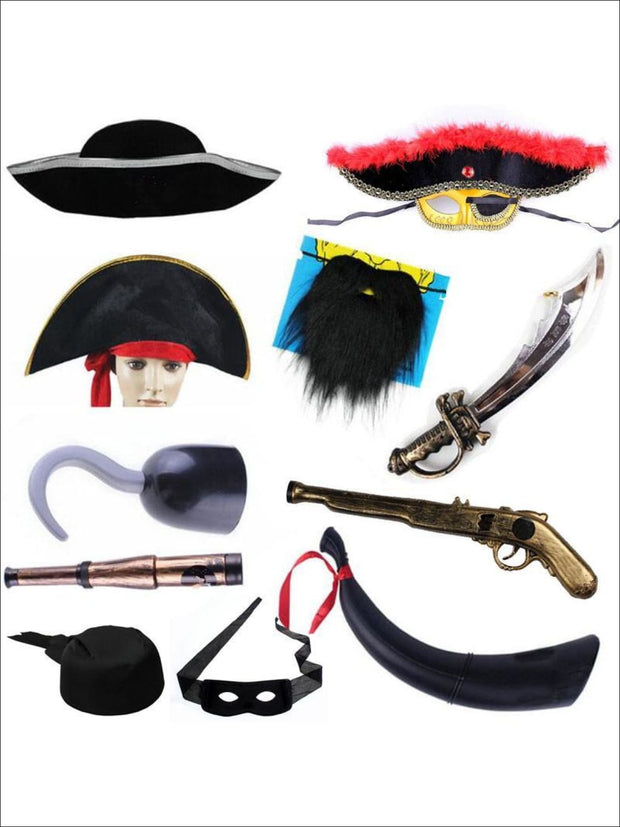 Girls Pirate Costume Accessories - Girls Halloween Costume