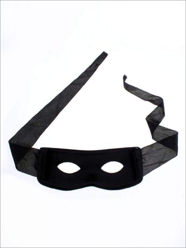 Girls Pirate Costume Accessories - eye mask - Girls Halloween Costume