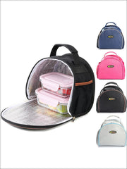 Girls Sports Waterproof Thermal Lunch Box - Girls Lunchbox