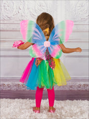 Girls Unicorn Fairy Halloween Costume - Girls Halloween Costume