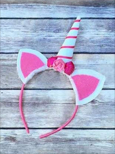 Girls Unicorn Headband - Girls Unicorn Headband