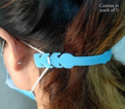 Adjustable Ear Saver For Masks (Head Strap)