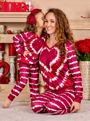 Mommy and Me I'm Bananas For You Loungewear Set