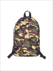 Kids 16.5 Camouflage Print Backpack - Backpack