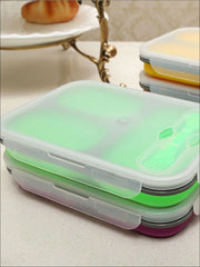 Large Lunch Bento Box Container (3 colors) - Lunch Box