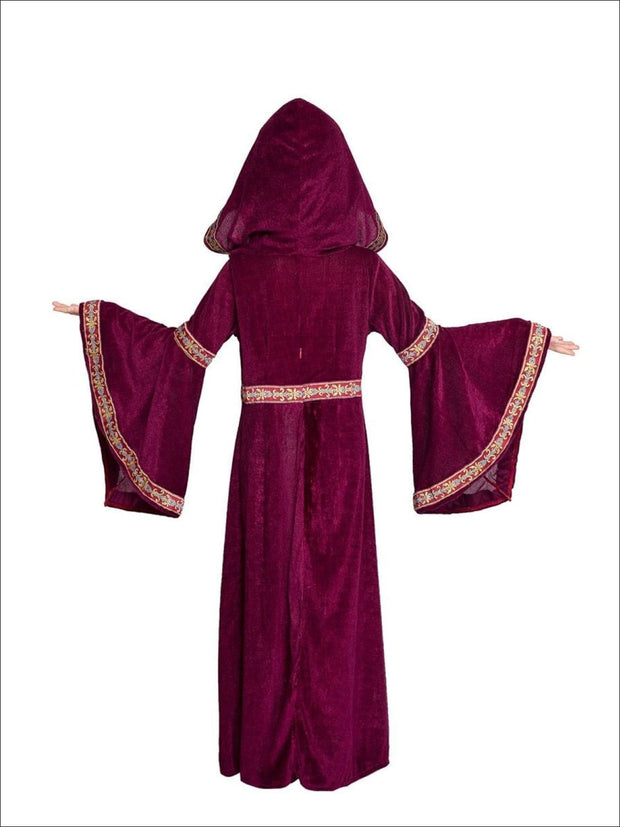 Mommy & Me Game of Thrones Inspired Evil Sorceress/Cersei Costume Dress - Mommy & Me Costume