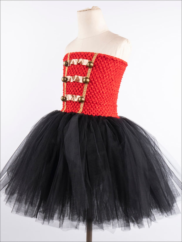 Mommy & Me Nutcracker and the Four Realms Inspired Halloween Tutu Dress Costume - Mommy & Me Costume