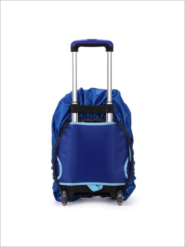 Rainproof Cover for School Backpack - Rainproof cover