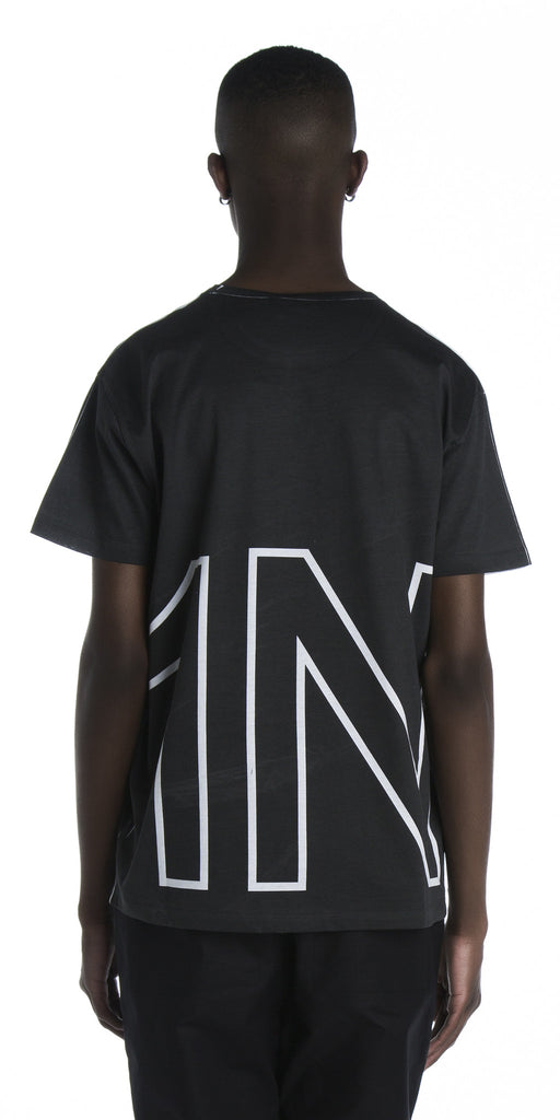 N21 Grey Logo T-Shirt - Urban Oxygen