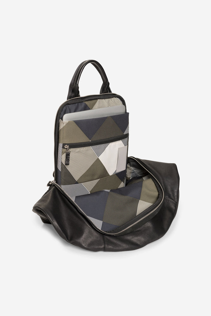 Cote & Ciel Moselle Alias Cowhide Leather Backpack - Urban Oxygen
