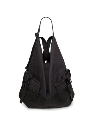 Cote & Ciel Ganges M Alias Cowhide Leather Backpack - Urban Oxygen