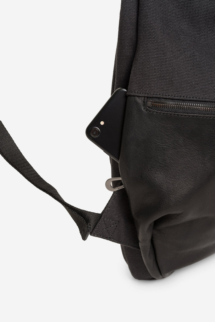 Cote & Ciel Nile Alias Split Leather Backpack - Urban Oxygen