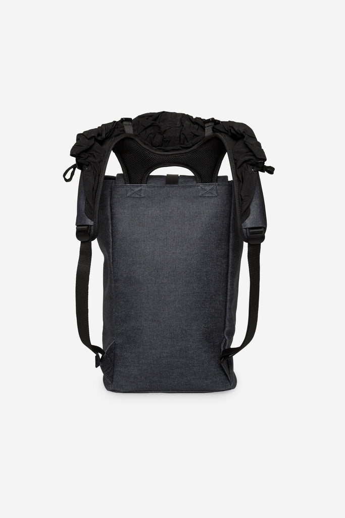Cote & Ciel Tigris Denim Backpack - Urban Oxygen