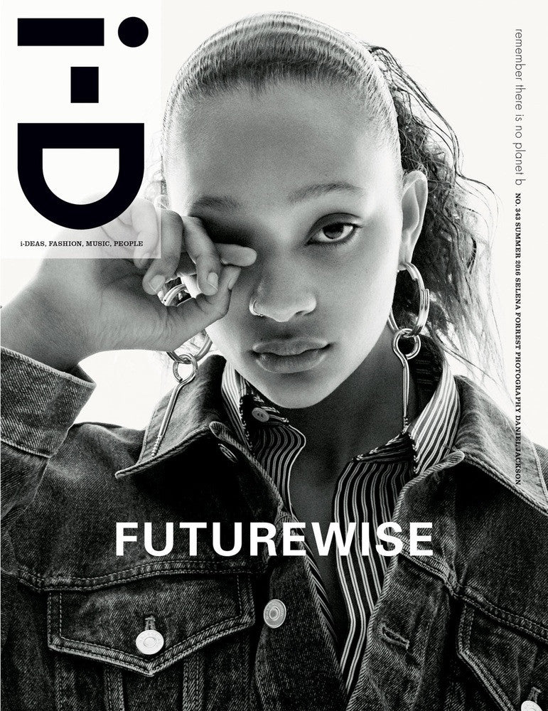 "i-D Magazine i-D Magazine Issue 343 ""The Futurewise"" - Urban Oxygen"