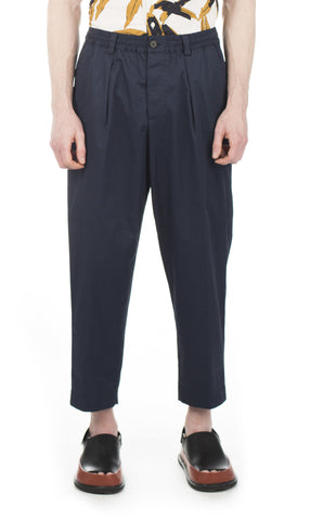 Marni Cropped Trousers - Urban Oxygen