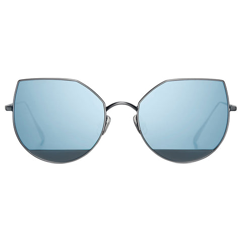 Gentle Monster x Song of Style US101 Blue 55mm Sunglasses - Urban Oxygen