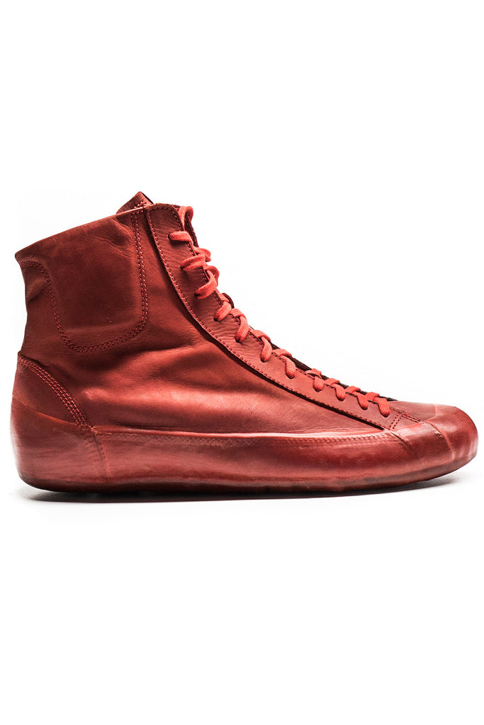 Oxs Rubber Soul Polacco Red Sneakers - Urban Oxygen