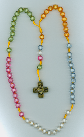 Handmade World Peace Rosaries