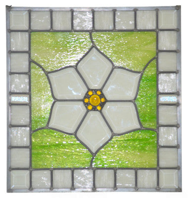Stained Glass Panel -'Blossom'