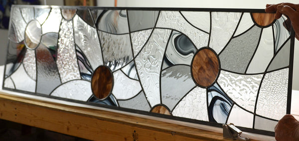 Contemporary Stained Glass Art