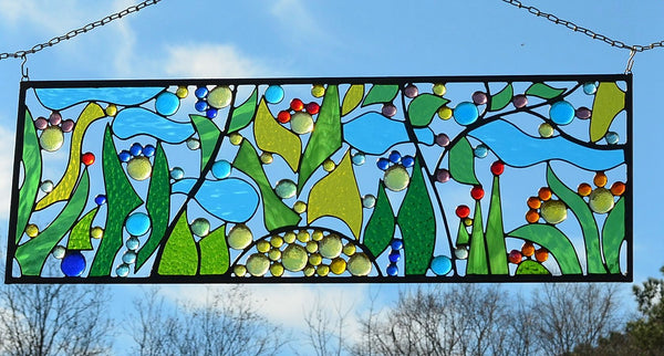 Decorative Stained Glass Windows