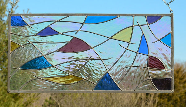 leaded glass art