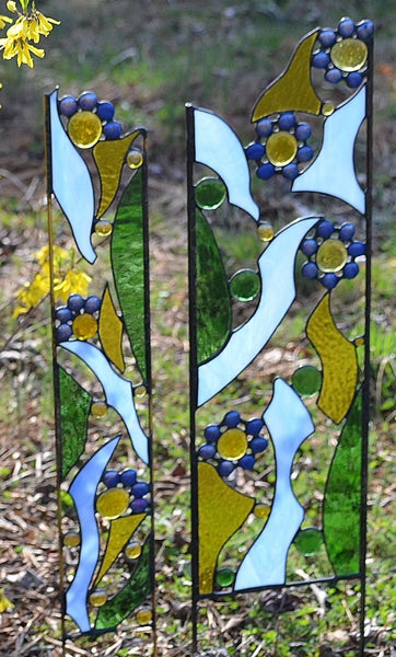 garden decor windsong glass studio