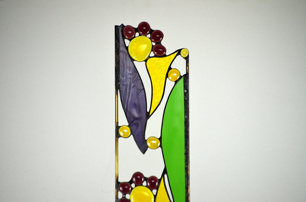Stained Glass Garden Decorations