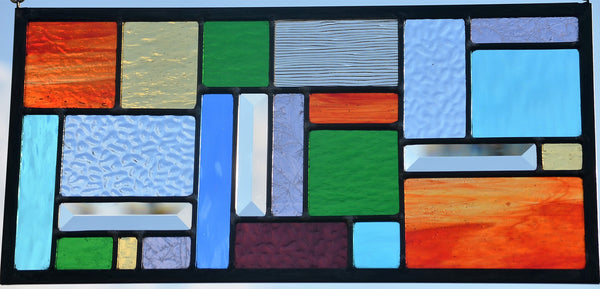 Stained Glass Window Design by windsong glass studio