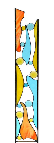 Stained Glass Garden Decoration - Early Morn