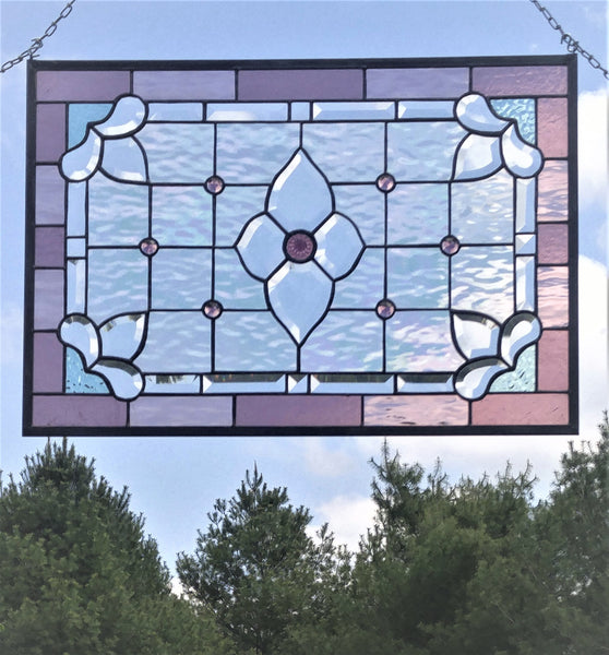 Windsong Glass Studio victorian stained glass windows