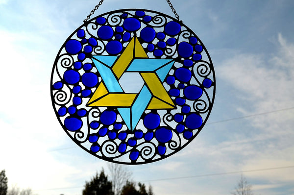 custom Religious Stained Glass