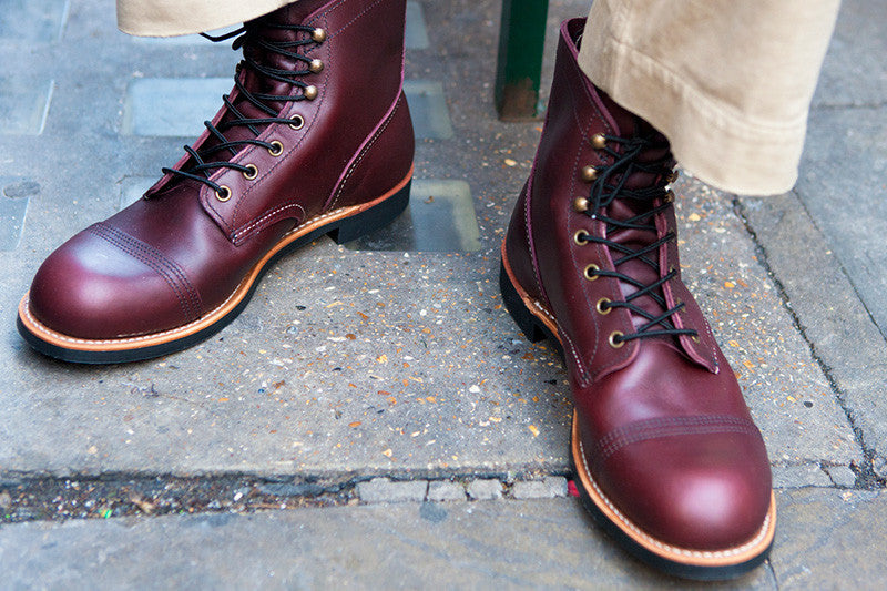 Red Wing Shoes Gloves