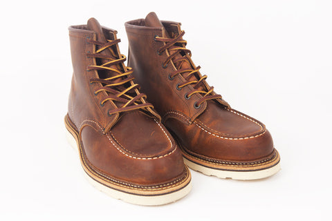 Red Wing Shoes American Size To Uk