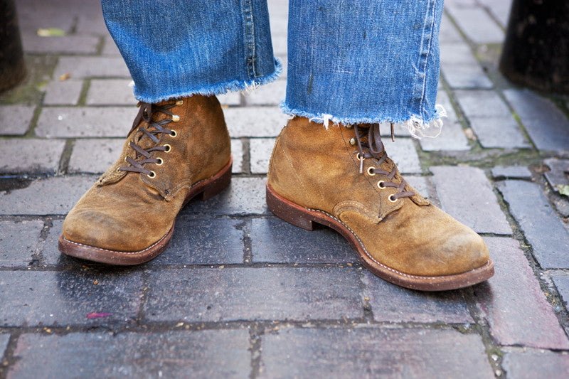 Red Wing Blacksmith Boots 3344 American Classics London