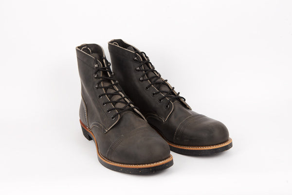 Red Wing Iron Ranger Boots 8116 American Classics London