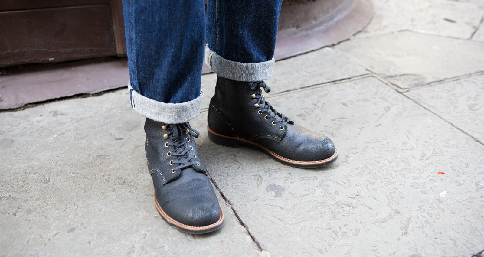 Red Wing Blacksmith Boots 2955