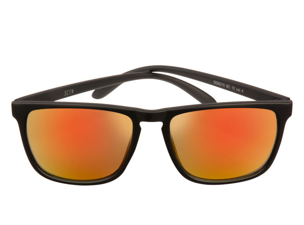 scin colton sunglasses: black