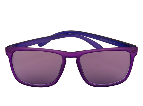 scin colton sunglasses: purple