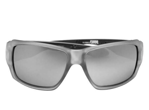 scin canine polarized sunglasses: crystal