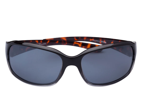 scin aether polarized sunglasses: black