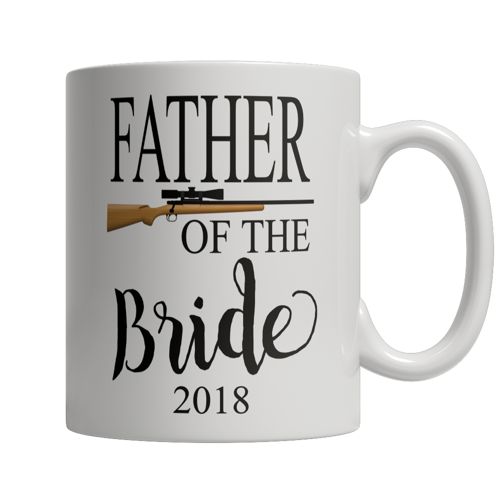 Limited Edition - Father of The Bride 2018 Mug