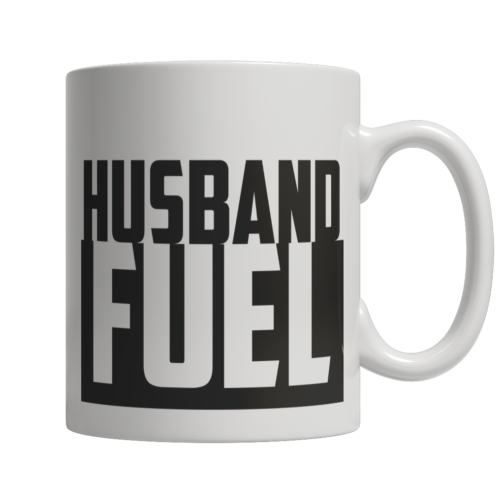Limited Edition - Husband Fuel Mug
