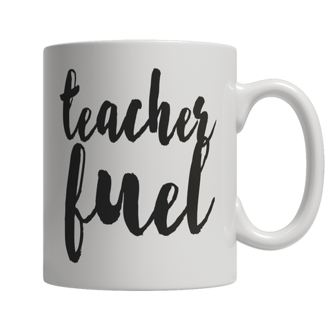 Limited Edition - Teacher Fuel Mug