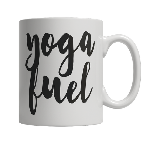 Limited Edition - Yoga Fuel Mug