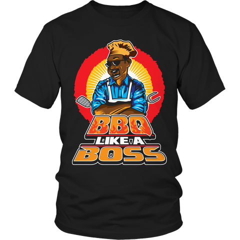 BBQ Like A Boss Shirt