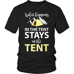 What Happens In The Tent Shirt
