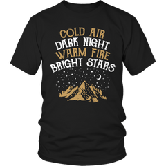 Cold Air, Dark Night Shirt